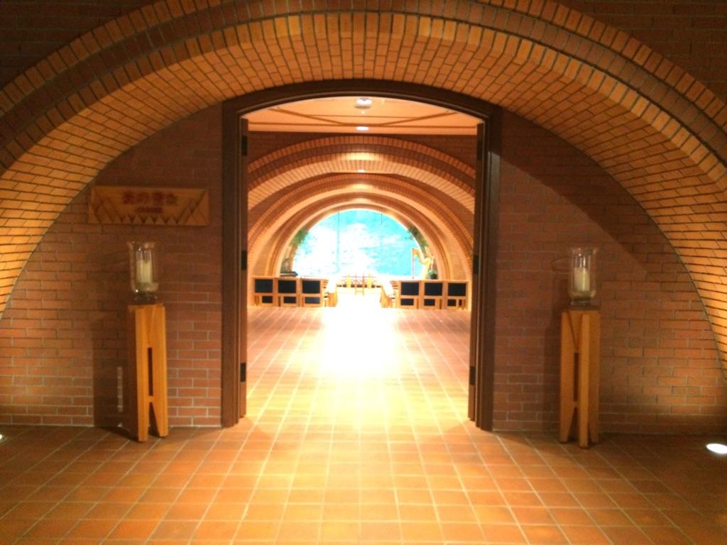 北海道ホテル 森の教会