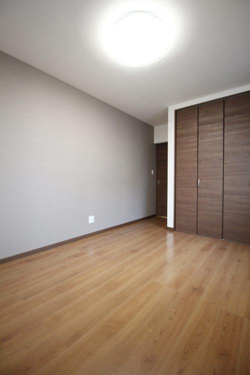 完成写真 寝室