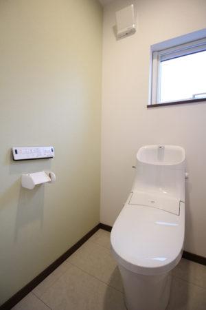 完成写真 トイレ