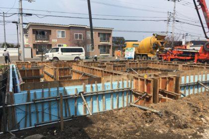 帯広 基礎工事