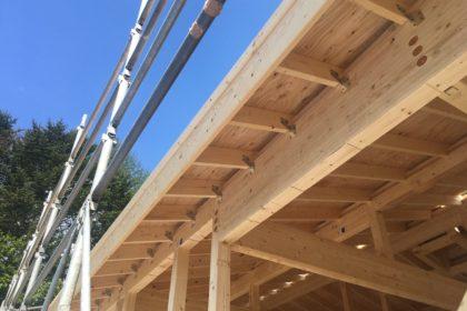 新築 屋根工事
