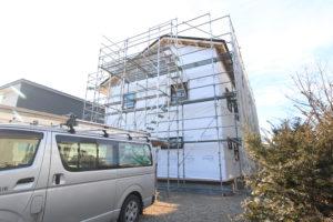 帯広 新築工事